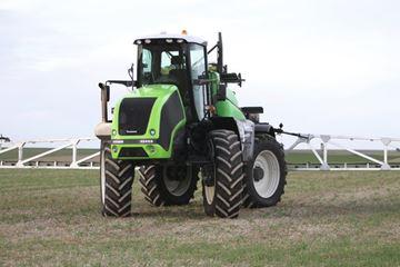 Image de Pulvérisateur agricole Automoteur LASER