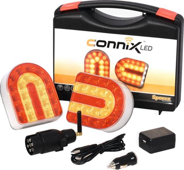 Image sur Kit d'éclairage magnétique à LED WIFI