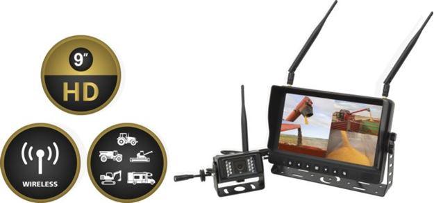 Image sur Kit caméra WIFI  9 pouces