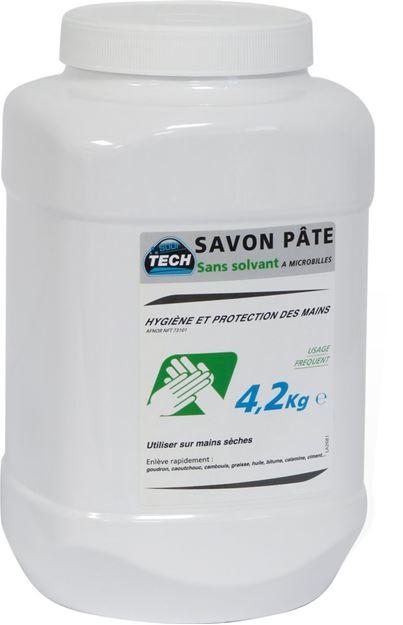 Image sur Savon gel microbilles sans solvant
