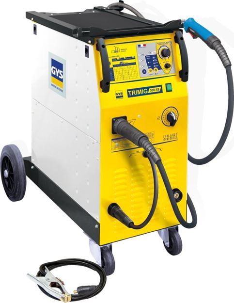 Image sur Lot TRIMIG 300-4S fil fourre sans gaz
