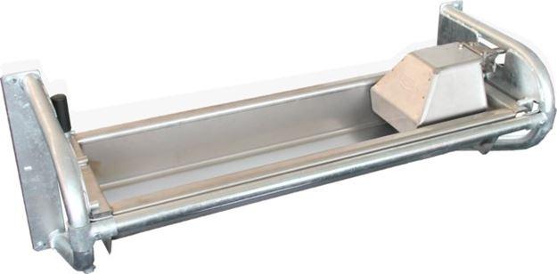 Image sur Abreuvoir basculant cuve plate avec flotteur Masterflow L.1.50m