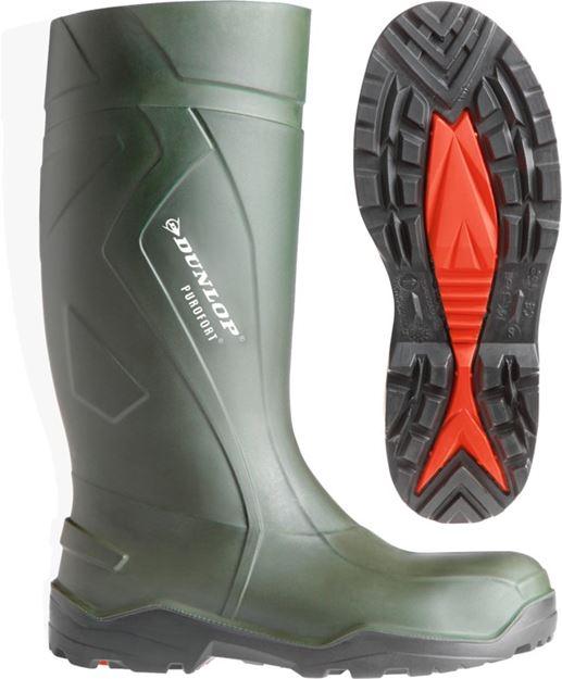 Image sur Bottes de sécurité Dunlop Purofort+ S5  T. 38 à T.45