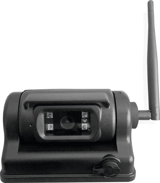 Image sur Caméra magnétique autonome, sans fils digitale, autonomie 12H