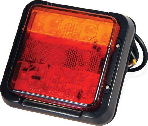 Image sur Feu arrière à LED