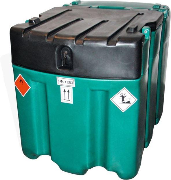 Image sur Cuve de ravitaillement 600 litres