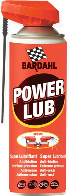 Image sur POWER LUB