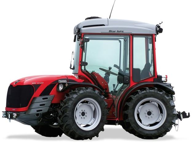 Image sur Tracteur SRX 8400