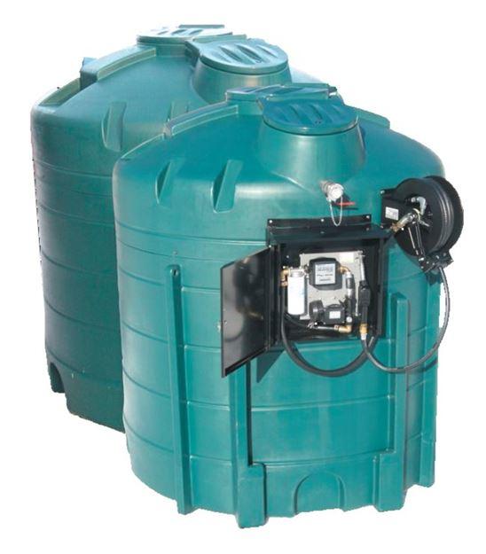 Image sur Cuve fioul 10 000 litres E80