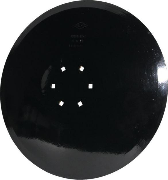 Image sur Disque lisse