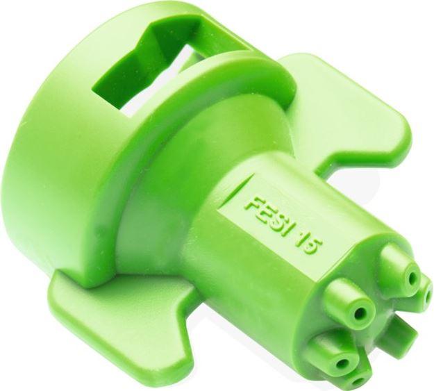 Image sur Buse FESI 6 filets 15 vert clair ALBUZ