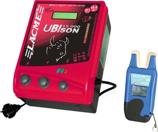 Image sur UBISON 15 000 + Voltmètre 15 KV