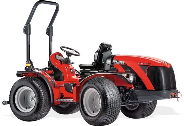 Image sur Tracteur TTR 4400 II