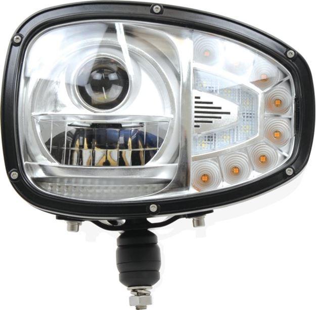 Image sur Combiné phare/clignotant à LED