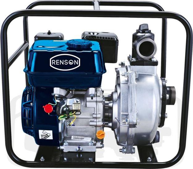 Image sur Motopompe haute pression 30m3/h 5.5 bars