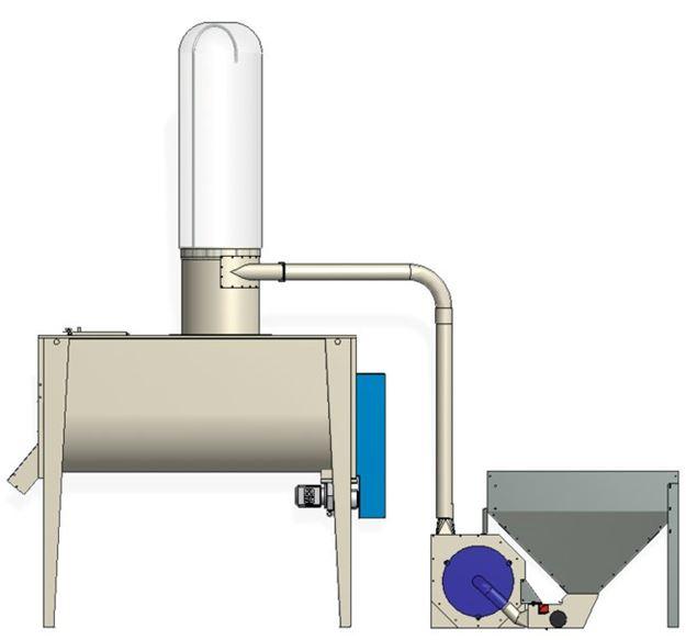 Image sur Groupe broyeur mélangeur