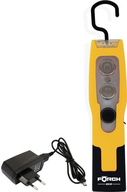 Image sur Baladeuse Flex LED 2+5 sur accu ECO