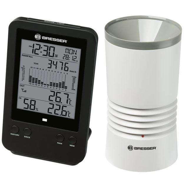 Image sur Thermo-pluviomètre électronique